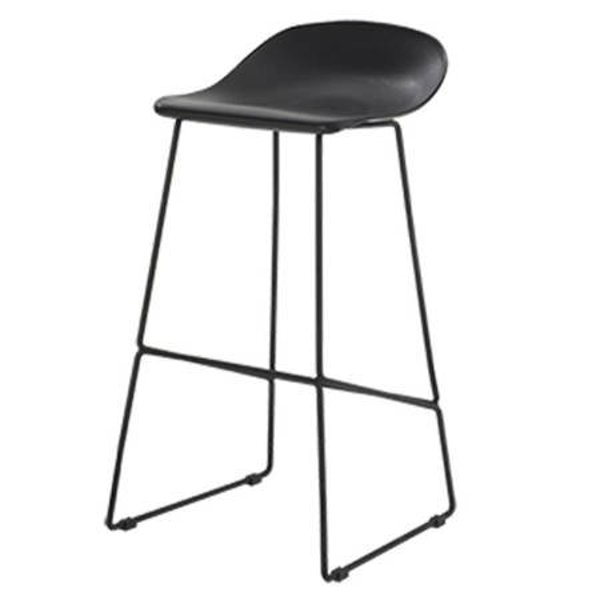 Bar stool DOT BAR black