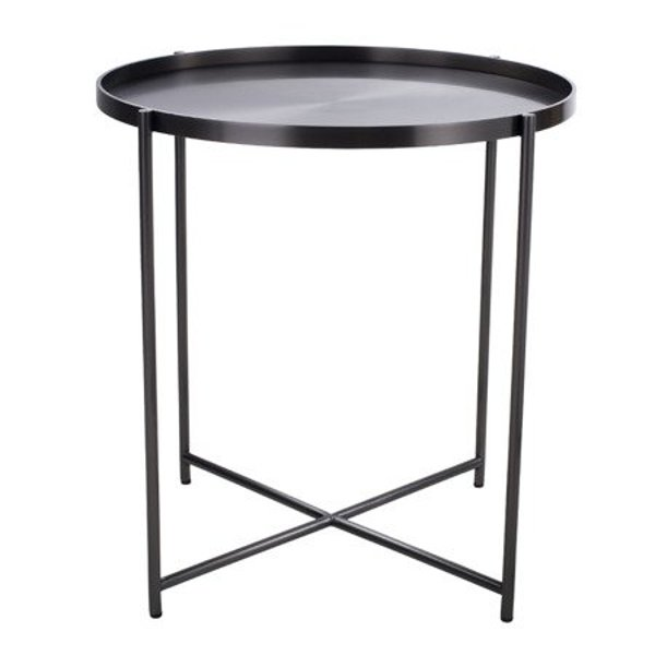Coffe table MOON titanium