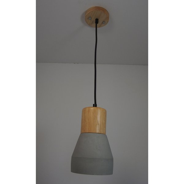 Lamp CONCRETE grey 12 cm
