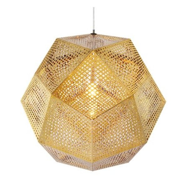 Lamp FUTURI STAR gold 32 cm