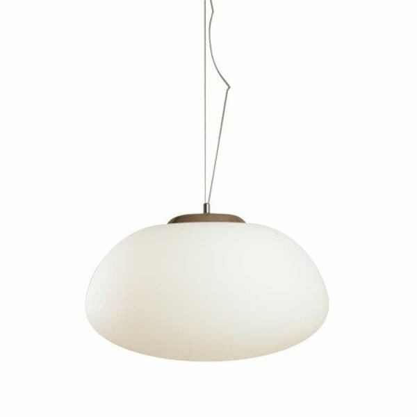 Lamp LUCIDIUM FLAT white 42 cm