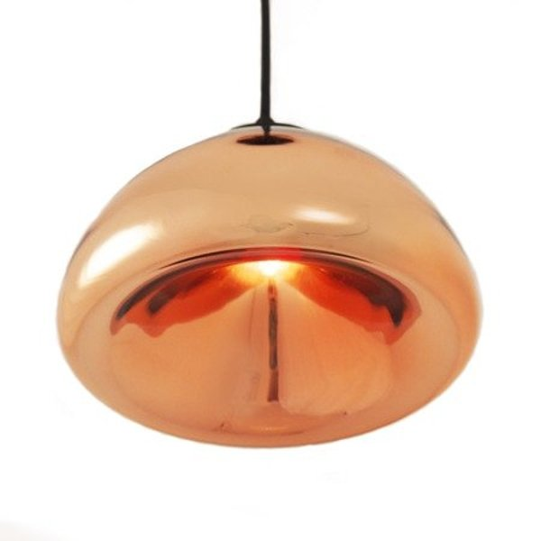Lamp VICTORY GLOW S copper 17 cm
