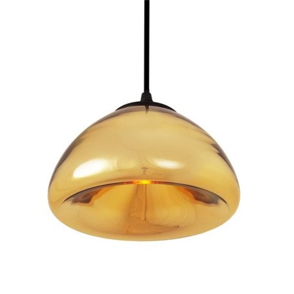 Lamp VICTORY GLOW S gold 17 cm