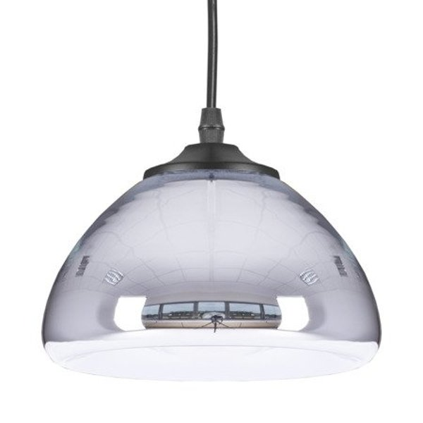 Lamp VICTORY GLOW S silver 17 cm