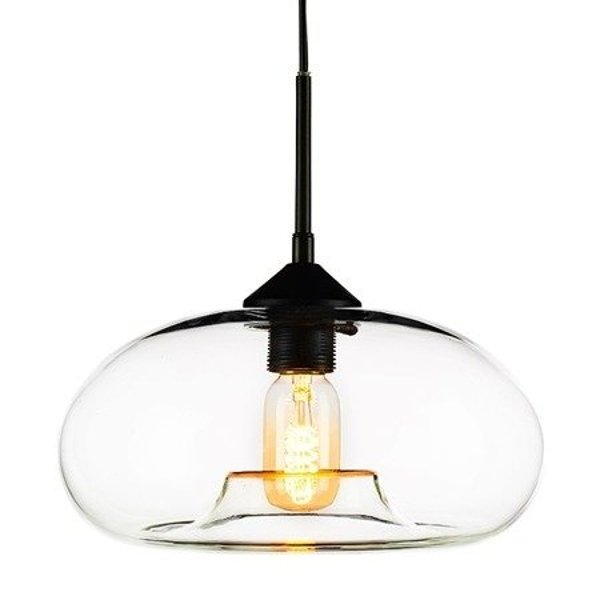 Pendant lamp LONDON LOFT NO. 3 transparent
