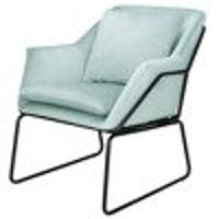 Armchair FLUENCE velvet mint