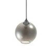 Lamp LOVE BOMB grey 25 cm