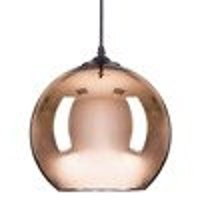 Lamp MIRROR GLOW copper 25 cm