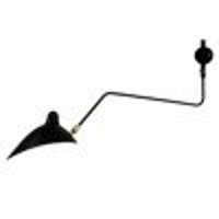 Wall lamp CRANE-1W black 99 cm